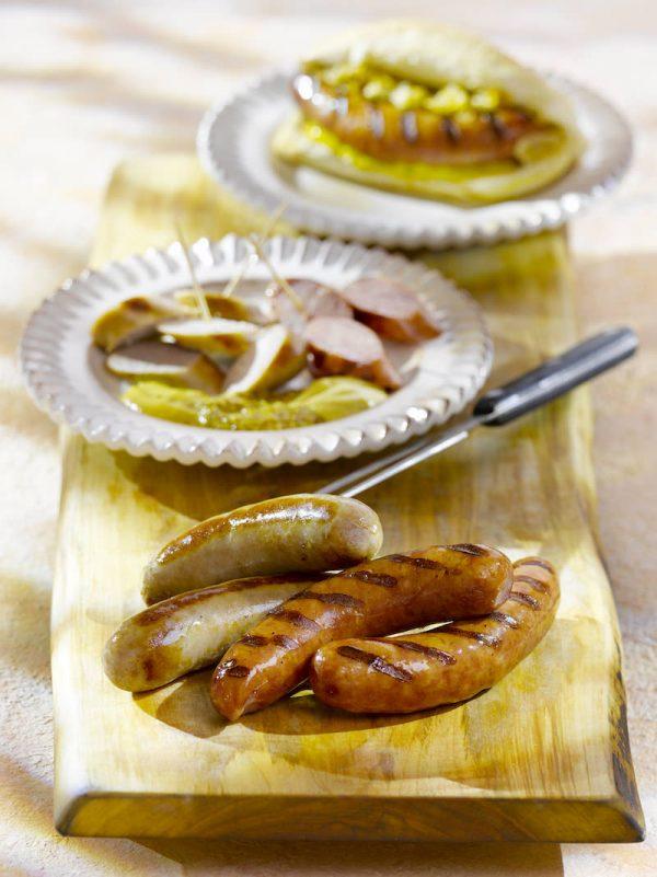 Pork Bratwurst